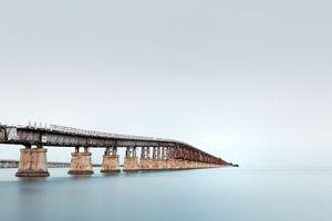 What is Left of the Bridge © Jorge De La Torriente
