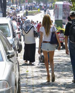Catwalk a Istambul
