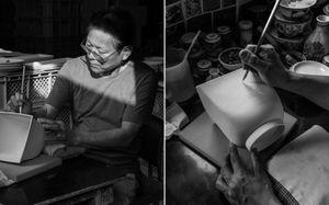 IMAMURA, Takamitsu - Ceramics, Mikawachi