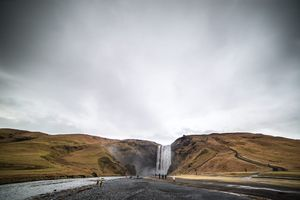 Iceland's path N°2