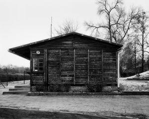 Security guard building - KL Auschwitz I