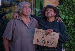 Jerold Seckletstewa, Hopi & Thomas Yazzie, Navajo