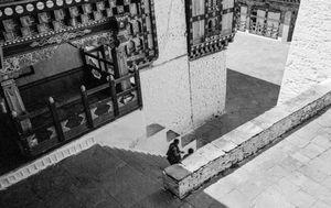 #16 paro-dzong