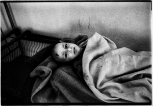 after an attack that killed most family, chechnya dec 1999