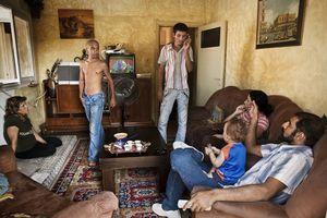 "Living Room From the series ""Eighteen"" © Natan Dvir"