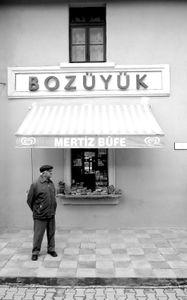 Boyüzük train station.