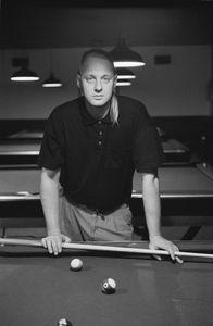 Daniel Jones, Poet, Bar Italia, Toronto, 1993