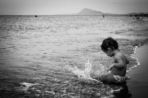 Marine baptism