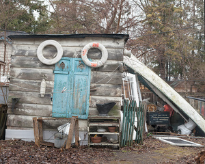 Jackie's Garden Shed
