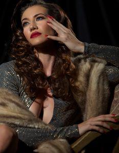 Sandra Vintage Hollywood Glamour Set