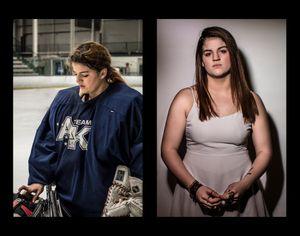 Megan, Ice Hockey