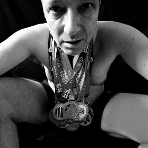 Medallion man