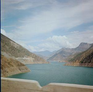 damn barrage © Gigi Roccati