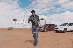 Troy Tuni, bullrider