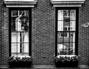 Greenwhich Village Windows