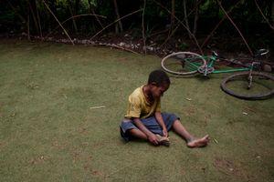 Child of Yali-people