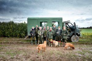 Winter Guns, East Anglia