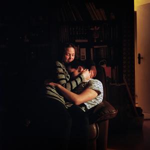 Liisi and her boyfriend Elari