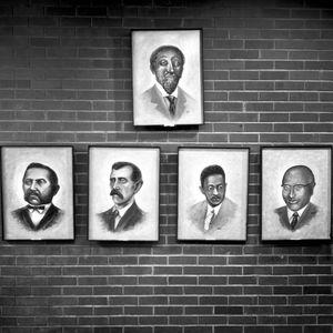 Mayors, Mound Bayou, MS 2009