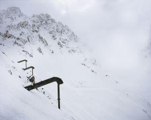 Avalanche Control, 2009  © Dede Johnston