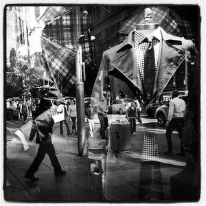 City Reflections IV