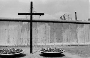 Berlin Wall 1980 #5 Memorial