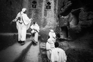 Pilgrimage at Lalibela, Six.