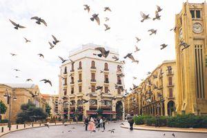 Fiancés in Beirut