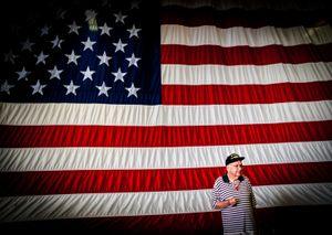 On the USS Iwo Jima, New York NY, May 2011