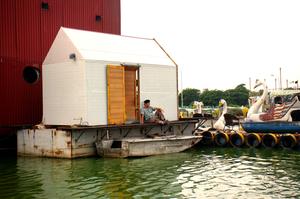 The swan boat Man- Vietnam