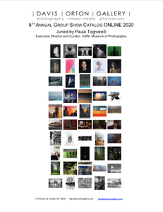 Davis Orton 6 Annual catalog cover