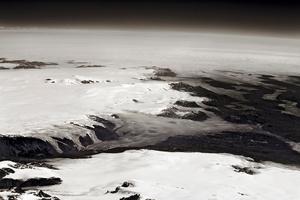 Retreating Glacier, Greenland Ice Sheet