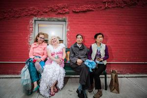 Waiting for the Mermaids, Brooklyn NY, June 2015