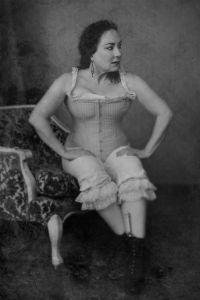 1800's Prostitute 4