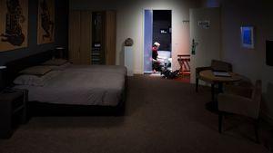 Hotel Room scene 7