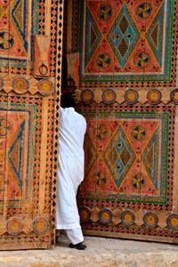 Doors, Saudi Arabia