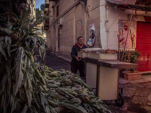 market vendor (Palermo)
