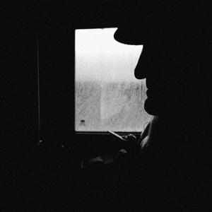 Profile of a man. Vyro profilis.