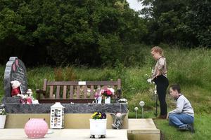 Living by the graveyard, Huddersfield