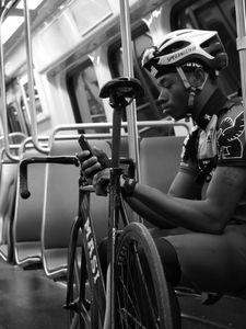 DC metro rider by Mario Martin-Alciati
