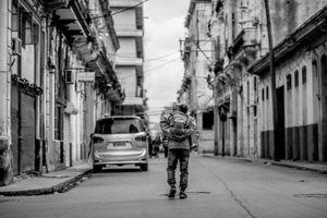 After a Long Day - Havana, Cuba