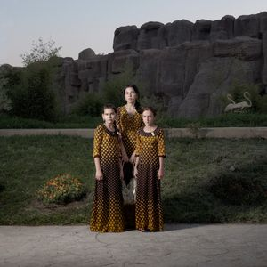 Zahra, Edis and Maya, Turkmenbashi's World of Fairytales