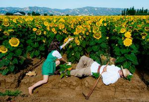 Resting After the Harvest-Van Gogh's Dreams