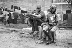 Ex-street boys of Rwanda