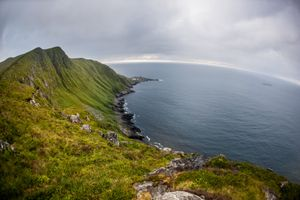 The curve at Runde