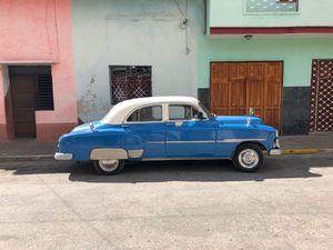 Classic Car, Cienfuegos