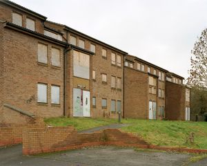Knowle West Estate. Bristol 2011.© Richard Chivers