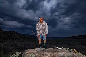 Navajo Warrior