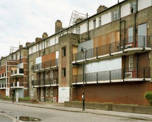 Camberwell London 2011 © Richard Chivers