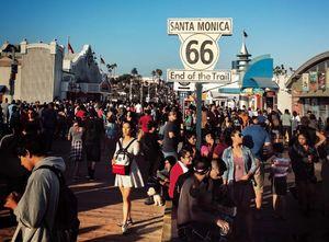 Santa Monica Pier Princess